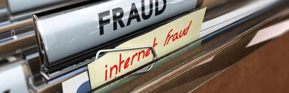 Report Internet Fraud
